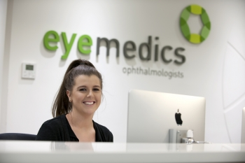 Ophthalmic Staff Member